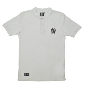 Brick Lane Bikes London Small Badge - T-Shirt Homme - blanc